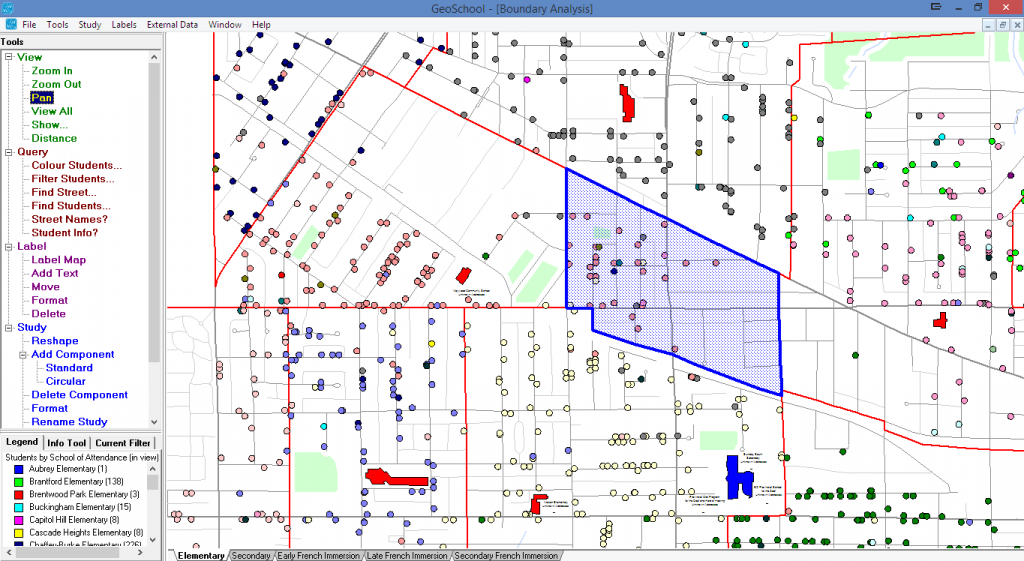 GeoSchool Screenshot